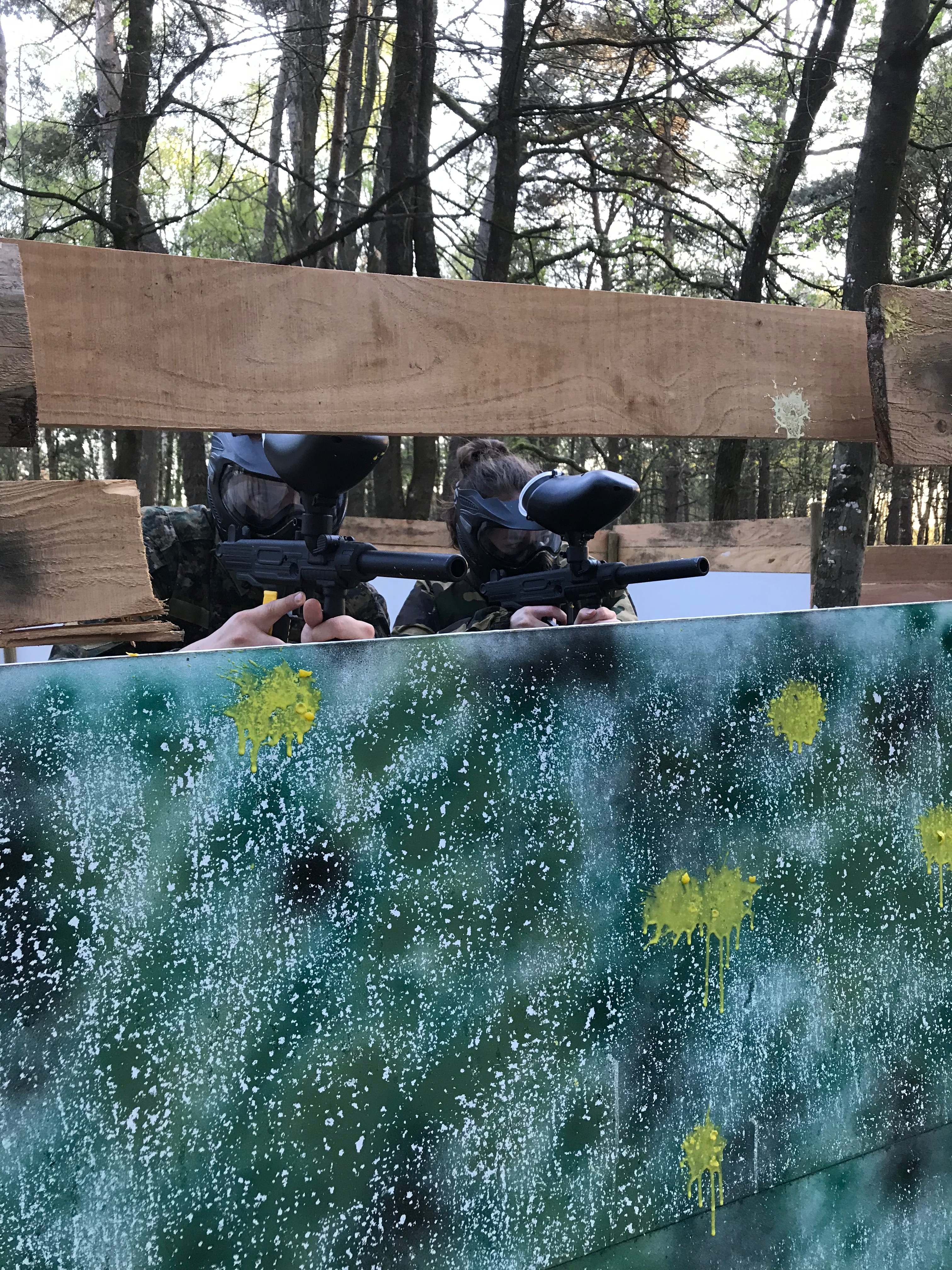 Paintball Rennes fort